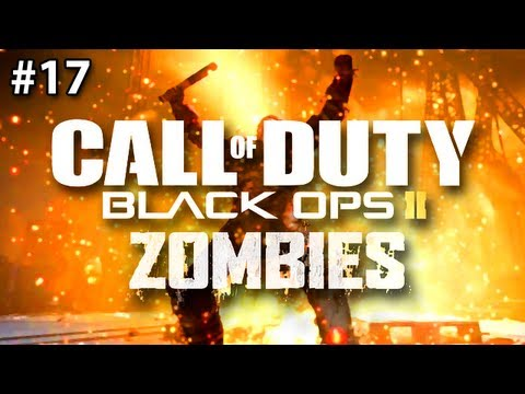 Zombies on Mob of the Dead: Ghostly Tour Guide (Black Ops 2)