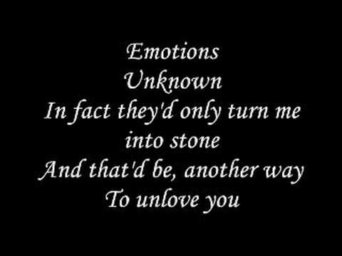 Elise Estrada-Unlove You (with lyrics)