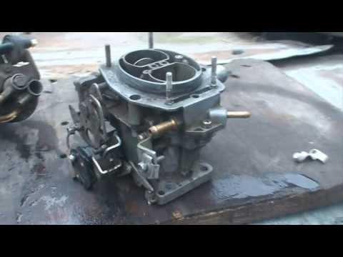 Volkswagen GOLF1.6. Установка и доводка SOLEX - Часть ПЕРВАЯ