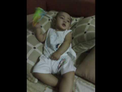 Cute Baby  khubsoorat hai woh itna saha nahi jata