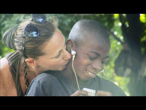 Helping Haitians Rebuild Their Lives, One Home—and One Hearing Aid—at a Time