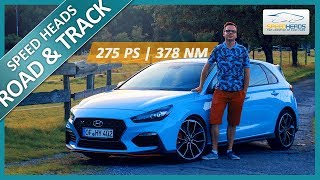 Hyundai i30 N Performance Test (275 PS) - Fahrbericht - Review - Speed Heads