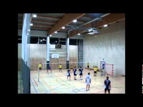 GeoVolley Team - Gwoździe (1:2) - Cały Mecz