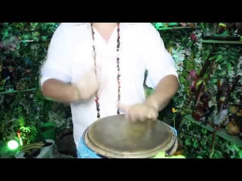 Professor Paulo de Xangô - Curso de Ogan - Toques de Atabaque para Umbanda e Candonblé