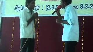 Valparai college N.S.S.Camp Programe strudents dance.wmv