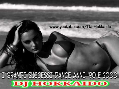 """Mega Dance Music '90-2000 """"la migliore dance anni '90 e 2000″ (Summer Sound '90 Beach) DJ Hokkaido"""
