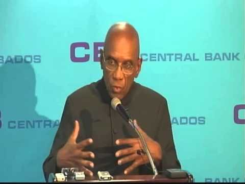 News Conference and Review of Barbados' Economic Performance for 2012 and Prospects for 2013