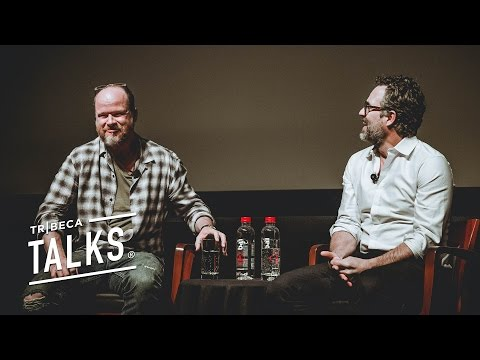 JOSS WHEDON EXORCISED HIS DEMONS WITH MARK RUFFALO AT THEIR TRIBECA 2016 DIRECTORS SERIES TALK