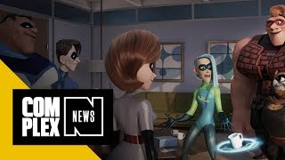 'Incredibles 2' Expected to Easily Break the Opening-Weekend Record for Animated Films
