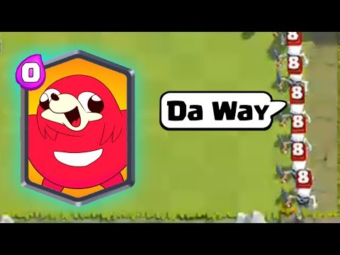 Funny Moments, Glitches, Fails, Wins and Trolls Compilation #60   CLASh ROYALE DO YOU KNOW DA WAY