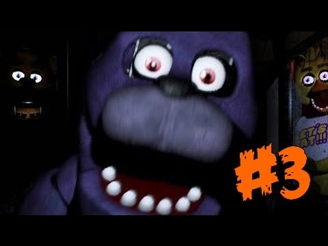 Five Nights at Freddy's - Noche 3 - EASY TUTORIAL - en Español by Xoda