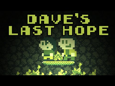 Dave's Last Hope (GameBoy Jam #3)