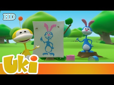 UKI - Rabbit Wants To Fly