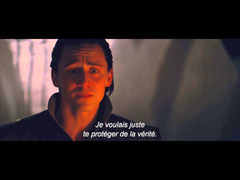 Thor : Le Mondes des Ténèbres - BONUS - L'audition de Tom Hiddleston pour le rôle de Thor