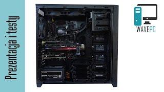 Wypasiony sprzęt 32GB RAM, 2TB SSD, 4TB HDD GTX980Ti z i7!