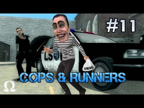 Cops & Runners | #11 - WHO'S IN JAIL NOW, HUH?! | Ft. Nanners, Daithi, H20, Lui
