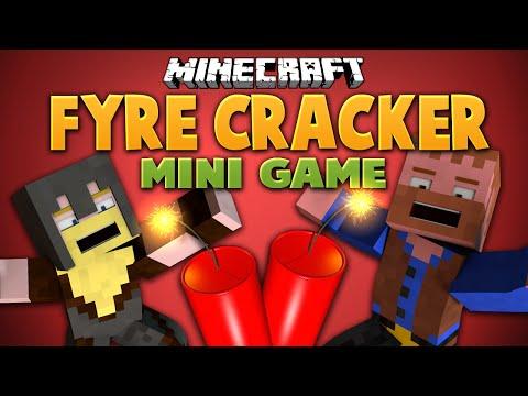 Minecraft Mini Game ★ FYRE CRACKER