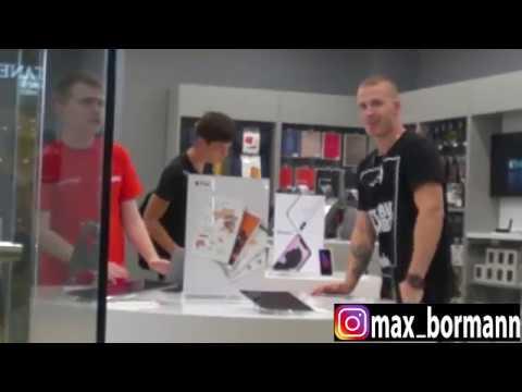 Iphone говно? Покупает iphone в магазине