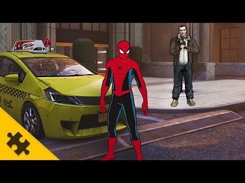 ПАСХАЛКИ - НИКО БЕЛЛИК В ЧЕЛОВЕКЕ-ПАУКЕ, встреча с Веномом, ОХОТНИКИ ЗА ПРИВИДЕНИЯМИ (Spider-Man)