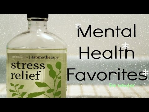 My Winter Mental Health Favorites! :D