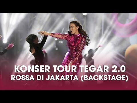 Download ROSSA - TEGAR 2.0 JAKARTA BACKSTAGE MOMENT Mp4 baru