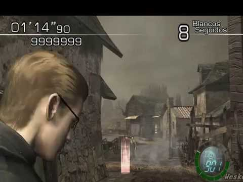 haciendo trampa the mercenarios re4 cheat engine 2