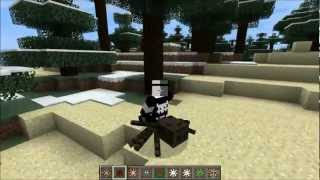 ♦ AnimalBikes Mod + pasta .minecraft download