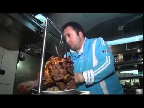 Topuz kebabı sofralara tat katıyor