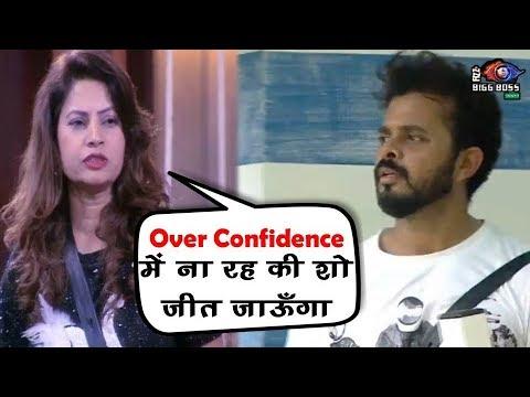 Bigg Boss 12: Megha Dhade Targets Sreesanth And Calls Him A Cry Baby | BB 12