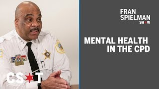 Police officers taking care of mental health should be viewed as courageous
