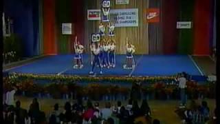 Kentucy Cheerleading 1992 - National Champions.m4v