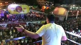 TRIO DA HUANNA AO VIVO EM ITABUNA 2018