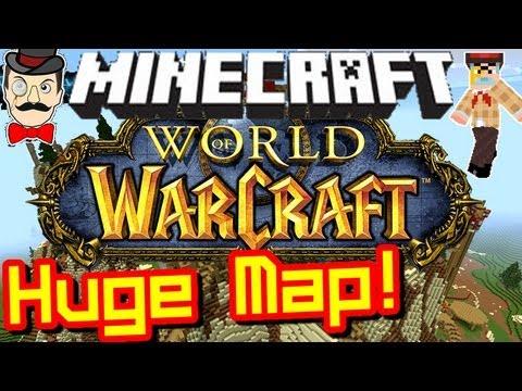 Minecraft World of Warcraft