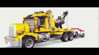 LEGO Creator - Highway Transport - 3-in-1 Transformation!