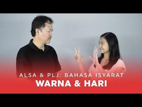 Sign Language #1: Bahasa Isyarat Hari & Warna (Indonesia)