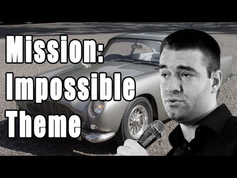 Mission: Impossible Theme Song (A Cappella Cover)