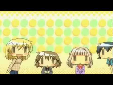 Hidamari Sketch x Honeycomb Trailer