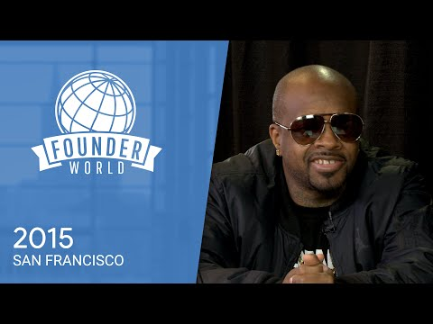 Jermaine Dupri: Award-Winning Song Writer and Producer (Founder World 2015)