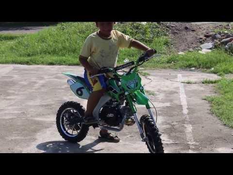 MOTOR MINI TRAIL KXD 4 TAK 082131404044 Rp 8.000.000 SURABAYA