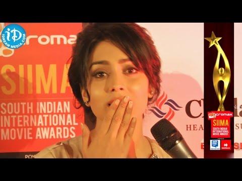 Actress Shriya Saran at SIIMA 2014 Awards, Malaysia