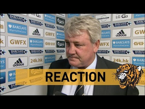 Swansea City v The Tigers   Reaction With Steve Bruce