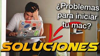 Mi mac no arranca o se queda cargando | Soluciones fáciles en español