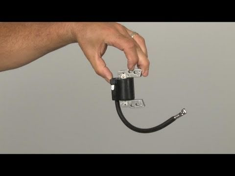 Small Engine Ignition Coil Replacement – Briggs & Stratton Small Engine Repair (Part #796964)