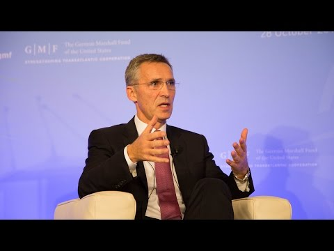 A Policy Address by Jens Stoltenberg, Secretary General, NATO - Part 2