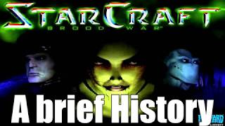 A Brief History of All Things StarCraft