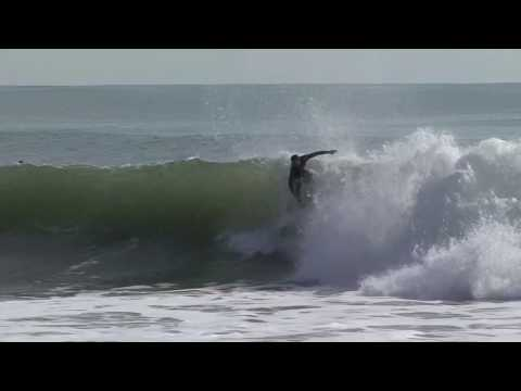 The World's Best Surfers Attack Rincon