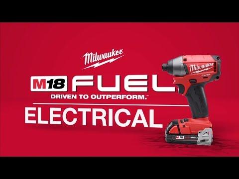 M18 FUEL™ Impact DRIVE CONTROL™ - Electrical Applications