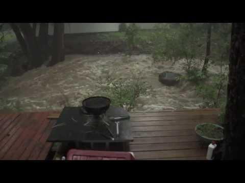 Colorado Springs Flood 9-12-13 Hourly Progression HD
