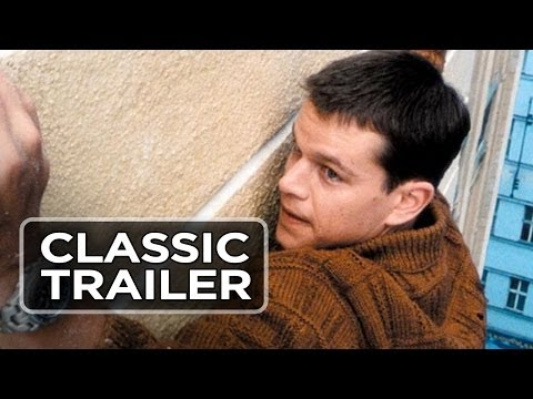 The Bourne Identity Official Trailer #1 - Brian Cox Movie (2002) HD