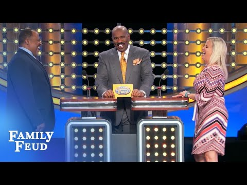Sex... on a SEESAW? | Family Feud thumbnail